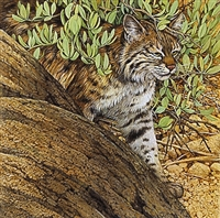 Making The Rounds, original by Bev Doolittle