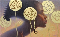 Ebony Visions by Thomas Blackshear