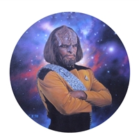 Worf by Thomas Blackshear