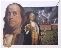 Benjamin Franklin by Thomas Blackshear