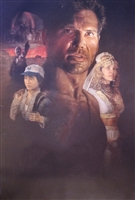 Indiana Jones by Thomas Blackshear
