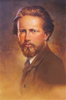 Tchaikovsky by Thomas Blackshear