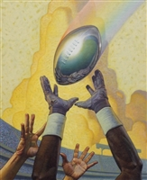 Super Bowl by Thomas Blackshear