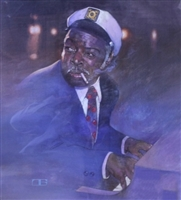Count Basie by Thomas Blackshear