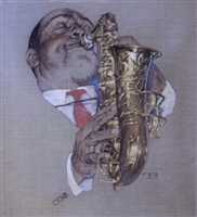 Benny Carter by Thomas Blackshear