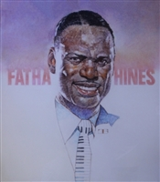 Earl Jones by Thomas Blackshear