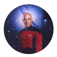 Jean-Luc Picard by Thomas Blackshear