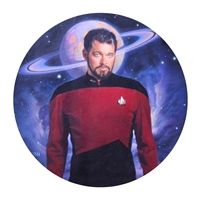 William Riker by Thomas Blackshear